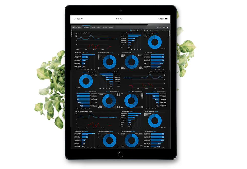 tablette dashboard